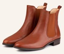 Chelsea-Boots BOYER - COGNAC