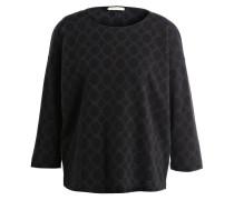 Pullover - schwarz/ duneklblau