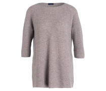 Cashmere-Pullover - mocca