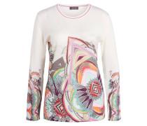 Pullover - ecru/ mint/ rosa
