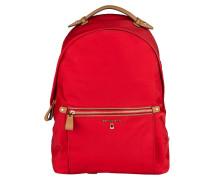 Rucksack KELSEY - bright red