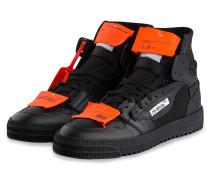 Hightop-Sneaker 3.0 - SCHWARZ