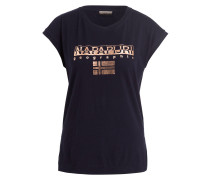 T-Shirt SOIL - marine