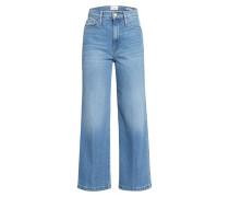 Jeans-Culotte ALI WIDE CROP