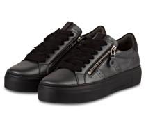 Plateau-Sneaker BIG - schwarz