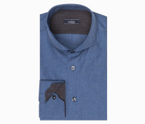Hemd RESO Slim-Fit - blau