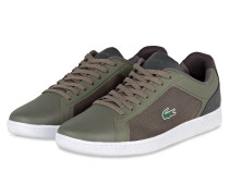 Sneaker ENDLINER 217 - khaki/ braun