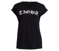 T-Shirt DAGNA - schwarz