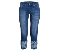 7/8-Jeans TAYA - blau