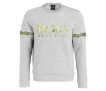 Sweatshirt SALBONIC - grau meliert