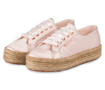 Plateau-Sneaker 2730 - rosé