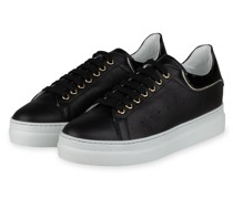Plateau-Sneaker FRIDA - SCHWARZ