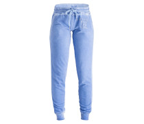 Sweatpants - hellblau