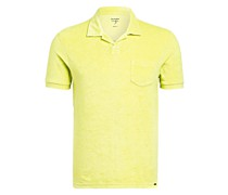 Frottee-Poloshirt Body Fit