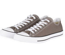 Sneaker CHUCK TAYLOR ALL STAR LOW - grau