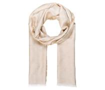 Seide/Cashmere-Schal - beige