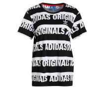 T-Shirt - schwarz