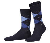 Socken MANCHESTER - blau