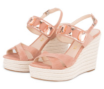 Wedges MOHIN - rosa