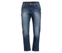 Jeans COOPER DENIM Regular-Fit - blau