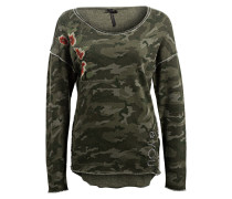 Sweatshirt JUNGLE - khaki