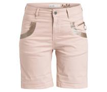 Shorts NAOMI mit Paillettenbesatz