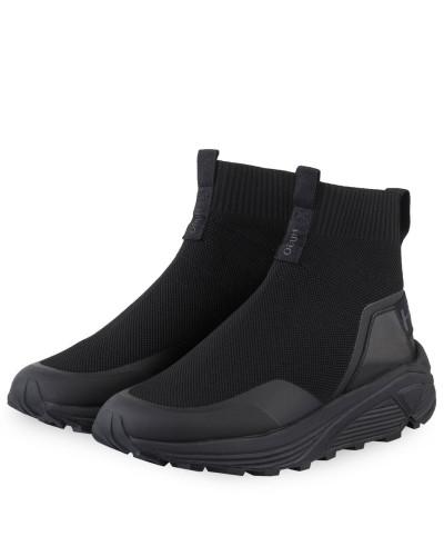 Hightop-Sneaker HORIZON - SCHWARZ
