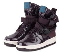 Hightop-Sneaker AIR FORCE 1 - pflaume