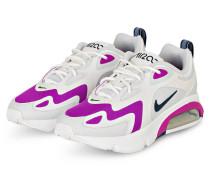 Sneaker AIR MAX 200 - WEISS/ LILA