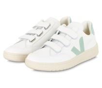 Sneaker V-LOCK - WEISS/ HELLGRÜN