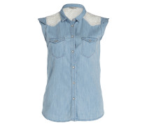 Jeansbluse TANYA