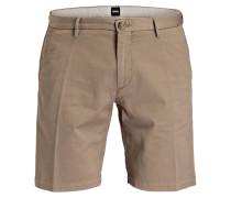 Shorts RICE3-D Slim-Fit - beige