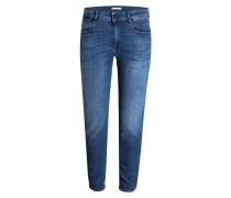 7/8-Jeans NELIN - medium blue
