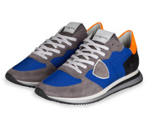 Sneaker TRPX LU - BLAU/ ORANGE/ GRAU