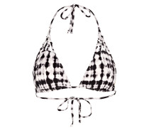 Triangel-Bikini-Top SAHARA - weiss