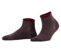 Socken ELA - pflaume