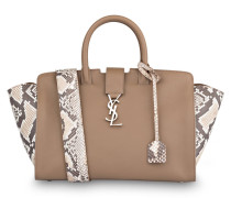 Trapez-Tasche DOWNTOWN CABAS SMALL - taupe