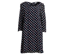 Kleid RIFIFI COEUR - weiss/ dunkelblau