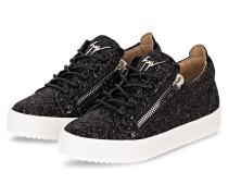 Sneaker GAIL GLITTER - SCHWARZ