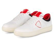 Sneaker LYON - WEISS/ ROT