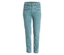 7/8-Jeans PEDAL PUSHER - grün