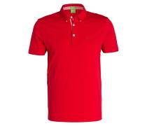 Piqué-Poloshirt C-PANOVA Regular-Fit - rot