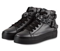 Hightop-Sneaker BIG mit Schmucksteinbesatz