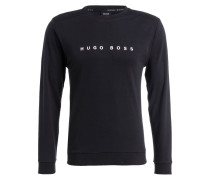 Lounge-Sweatshirt - schwarz
