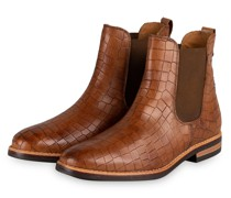 Chelsea-Boots - CAMEL