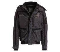 Jacke im Blouson-Stil