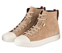 Hightop-Sneaker - sand