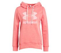Fleece-Hoodie FAVORITE - pink
