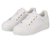 Plateau-Sneaker AVONA - WEISS