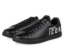 Sneaker NEW TENNIS - SCHWARZ